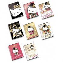 PIGNA Hello Kitty Elvis négyzethálós füzet - A/5